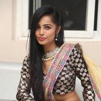 Hashika Dutt at Kadambari Movie Trailer Launch Photos | Picture 1435237