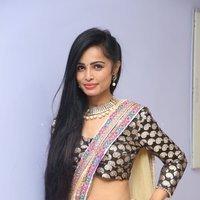 Hashika Dutt at Kadambari Movie Trailer Launch Photos | Picture 1435233