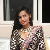 Hashika Dutt at Kadambari Movie Trailer Launch Photos | Picture 1435244