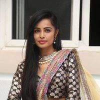 Hashika Dutt at Kadambari Movie Trailer Launch Photos | Picture 1435242