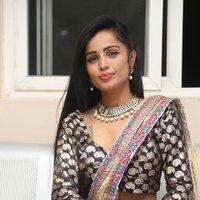 Hashika Dutt at Kadambari Movie Trailer Launch Photos | Picture 1435243