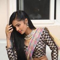 Hashika Dutt at Kadambari Movie Trailer Launch Photos | Picture 1435234