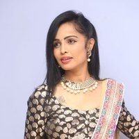Hashika Dutt at Kadambari Movie Trailer Launch Photos | Picture 1435228