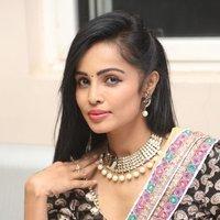 Hashika Dutt at Kadambari Movie Trailer Launch Photos | Picture 1435249
