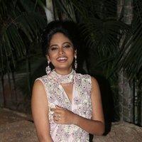 Nandita at Ekkadiki Pothavu Chinnavada Audio Success Celebrations Photos | Picture 1435014