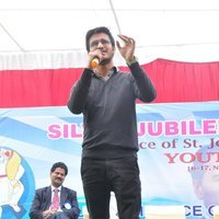 Nikhil Siddhartha - Nikhil & Nithya Naresh & Manali Rathod in Don Bosco 25years Celebrations Photos | Picture 1435754