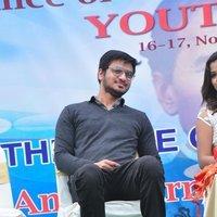 Nikhil Siddhartha - Nikhil & Nithya Naresh & Manali Rathod in Don Bosco 25years Celebrations Photos | Picture 1435762
