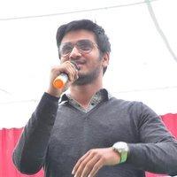 Nikhil Siddhartha - Nikhil & Nithya Naresh & Manali Rathod in Don Bosco 25years Celebrations Photos | Picture 1435749