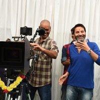 Pawan Kalyan - Trivikram Movie Opening Photos