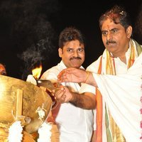 Pawan Kalyan at Bhakthi TV Koti Deepotsavam Photos