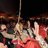 Sania Mirza Sister Anam Mirza's Wedding Reception Photos