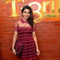 Samantha Akkineni - T Grill Restaurant Launch Photos | Picture 1436288