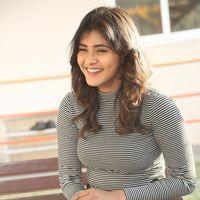 Hebah Patel at Manyam Pulli Press Meet Photos | Picture 1437246