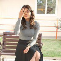 Hebah Patel at Manyam Pulli Press Meet Photos | Picture 1437237