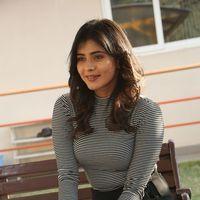 Hebah Patel at Manyam Pulli Press Meet Photos | Picture 1437251
