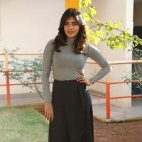 Hebah Patel at Manyam Pulli Press Meet Photos | Picture 1437259
