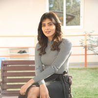 Hebah Patel at Manyam Pulli Press Meet Photos | Picture 1437242