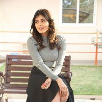 Hebah Patel at Manyam Pulli Press Meet Photos | Picture 1437236