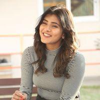 Hebah Patel at Manyam Pulli Press Meet Photos | Picture 1437244
