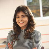 Hebah Patel at Manyam Pulli Press Meet Photos | Picture 1437255
