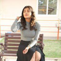 Hebah Patel at Manyam Pulli Press Meet Photos | Picture 1437238