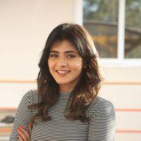 Hebah Patel at Manyam Pulli Press Meet Photos | Picture 1437256