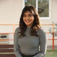 Hebah Patel at Manyam Pulli Press Meet Photos | Picture 1437249