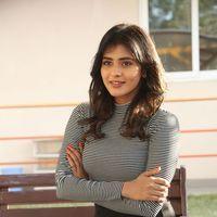 Hebah Patel at Manyam Pulli Press Meet Photos | Picture 1437253