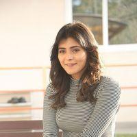 Hebah Patel at Manyam Pulli Press Meet Photos | Picture 1437241