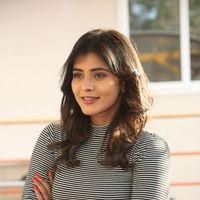 Hebah Patel at Manyam Pulli Press Meet Photos | Picture 1437254