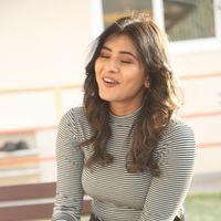 Hebah Patel at Manyam Pulli Press Meet Photos | Picture 1437245