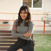 Hebah Patel at Manyam Pulli Press Meet Photos | Picture 1437258