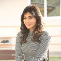 Hebah Patel at Manyam Pulli Press Meet Photos | Picture 1437239