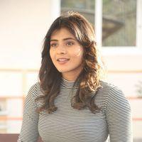 Hebah Patel at Manyam Pulli Press Meet Photos | Picture 1437243