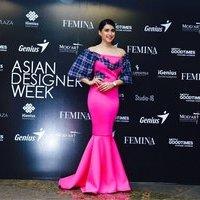 Mannara Chopra at Asian Designer Week 2016 Photos | Picture 1437106