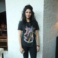 Ritika Singh at Shivalinga Movie Pressmeet Photos | Picture 1437526