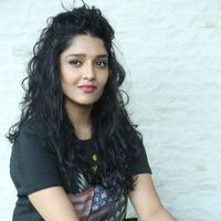 Ritika Singh at Shivalinga Movie Pressmeet Photos | Picture 1437521