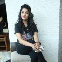 Ritika Singh at Shivalinga Movie Pressmeet Photos | Picture 1437516