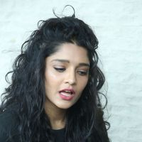 Ritika Singh at Shivalinga Movie Pressmeet Photos | Picture 1437524