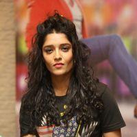 Ritika Singh at Shivalinga Movie Pressmeet Photos | Picture 1437532