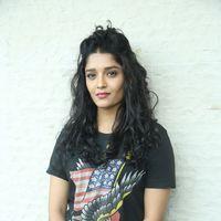 Ritika Singh at Shivalinga Movie Pressmeet Photos | Picture 1437530