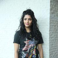 Ritika Singh at Shivalinga Movie Pressmeet Photos | Picture 1437527