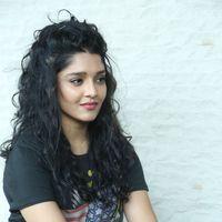Ritika Singh at Shivalinga Movie Pressmeet Photos | Picture 1437520