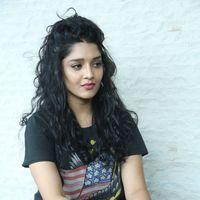 Ritika Singh at Shivalinga Movie Pressmeet Photos | Picture 1437519