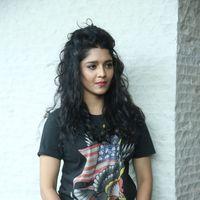 Ritika Singh at Shivalinga Movie Pressmeet Photos | Picture 1437528