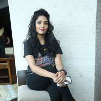 Ritika Singh at Shivalinga Movie Pressmeet Photos | Picture 1437515