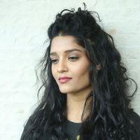 Ritika Singh at Shivalinga Movie Pressmeet Photos | Picture 1437529