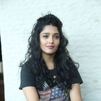 Ritika Singh at Shivalinga Movie Pressmeet Photos | Picture 1437517