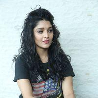 Ritika Singh at Shivalinga Movie Pressmeet Photos | Picture 1437518