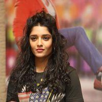 Ritika Singh at Shivalinga Movie Pressmeet Photos | Picture 1437533